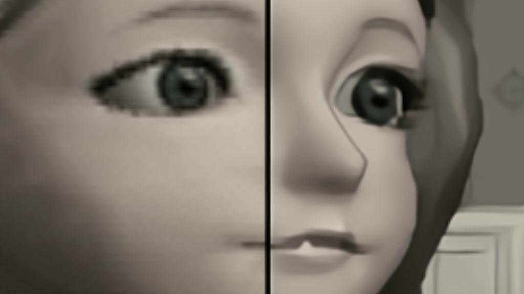 waifu2xの画像高画質化テスト(シャドメモ)拡大
