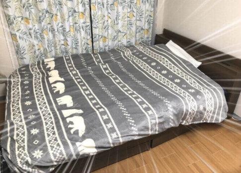 ベストバリュースタイルベッド完成