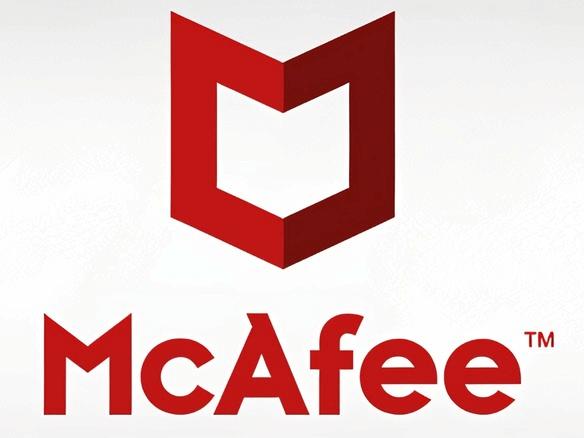 マカフィーのロゴ